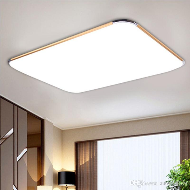 2019 High Quality Modern LED Ceiling Lights Warm White BedRoom ...