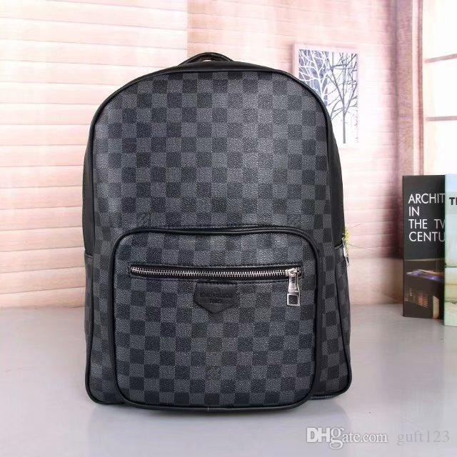 0d5983d6867 2017 Hot New Arrival Fashion Women School Bags Hot Punk Style Men Backpack  Designer Backpack PU Leather Lady Bags Swissgear Backpack Swiss Backpack  From ...