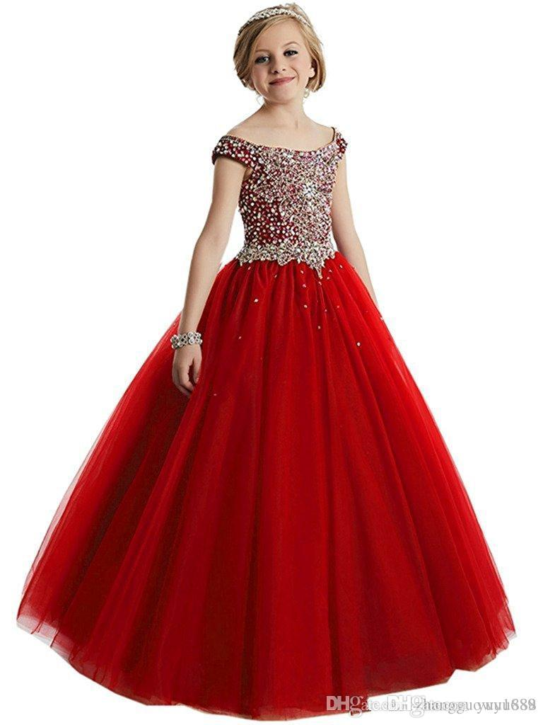 Необычные румяна розовый Причастие девушки цветка платье с аппликациями Половина рукава длиной до колен девушки театрализованное платье с лентой Луки на Рождество