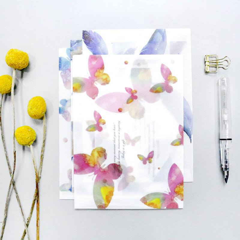 Download 2019 /Pack Feather Sports Butterfly Ultrathin Paper ...