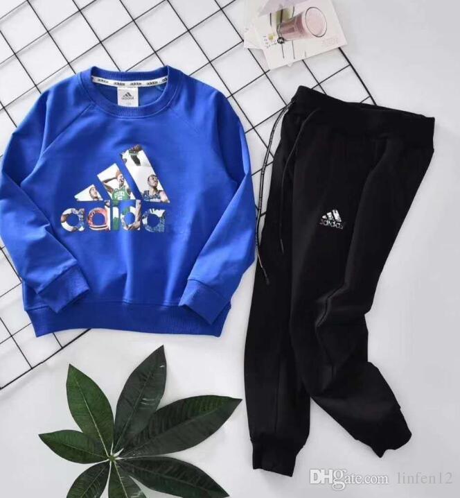 11481e413dd8 2019 Outdoor All Match Children Sportswear Loose Boy And Girl Hoodie ...