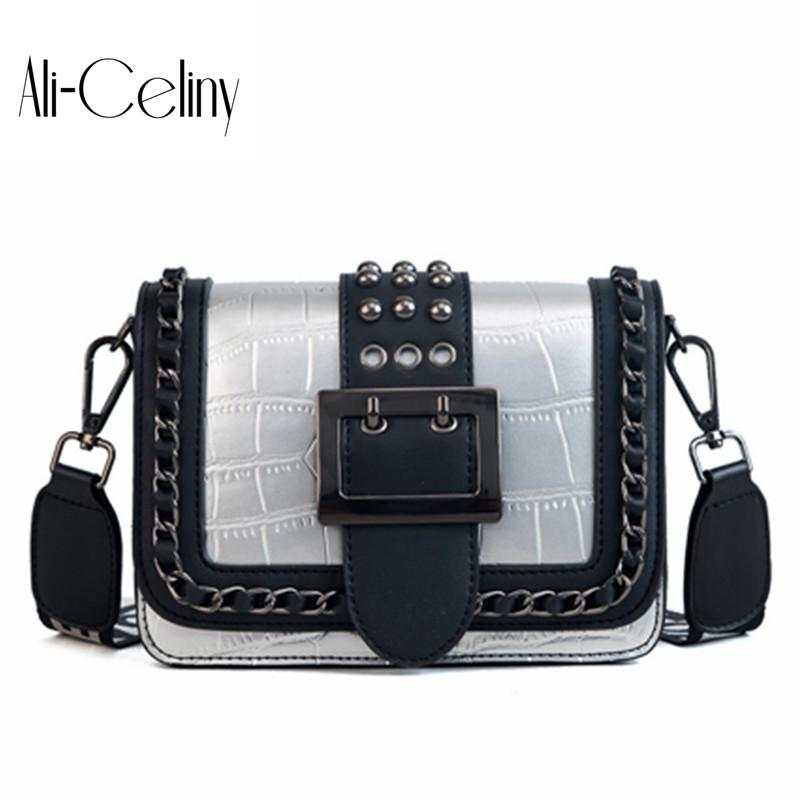 c1c53915e3 Famous Brand Rivet Box Handbags Mini Cube Brand Original Design Crossbody  Bags for Women Messenger Bags Online with  57.71 Piece on  Chongyangclothes004 s ...