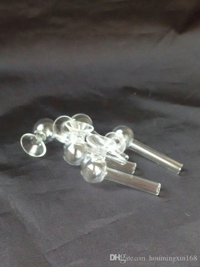 Колокол во рту курильщик ,Оптовая стеклянные бонги масляная горелка трубы водопроводные трубы стеклянные трубы нефтяные вышки курение, Бесплатная доставка