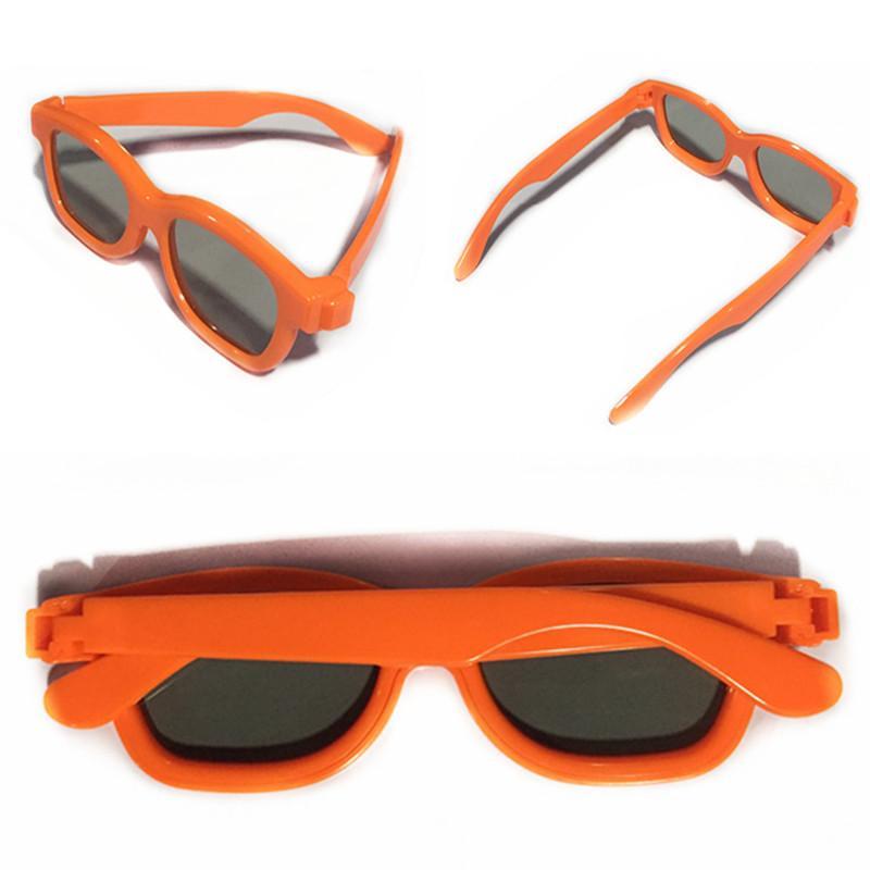 e3bd160133 Compre Niños Gafas De Cine Material ABS Gafas Polarizadas 3D Polarizadas  Niños Baratos Gafas Polarizadas Al Por Mayor 3D No Flash 129 A $0.83 Del ...
