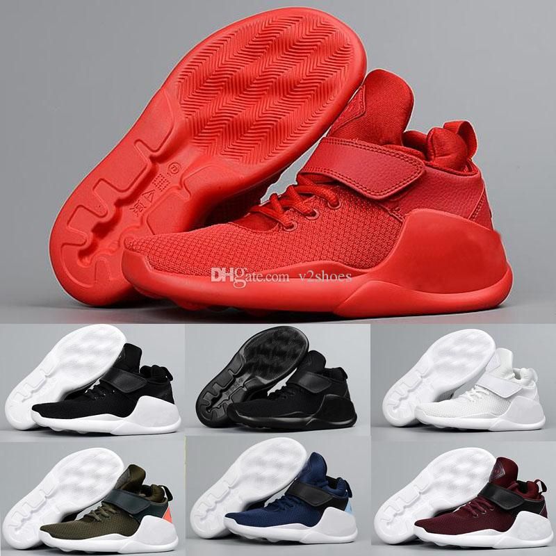 2017 Men And Women Air KWAZI Back To The Future Shoes Running Shoes Top  Quality Boots Sneakers Trainers Athletic Casual Sports Shoes Mens Running  Shoe ... 6c7419dca4