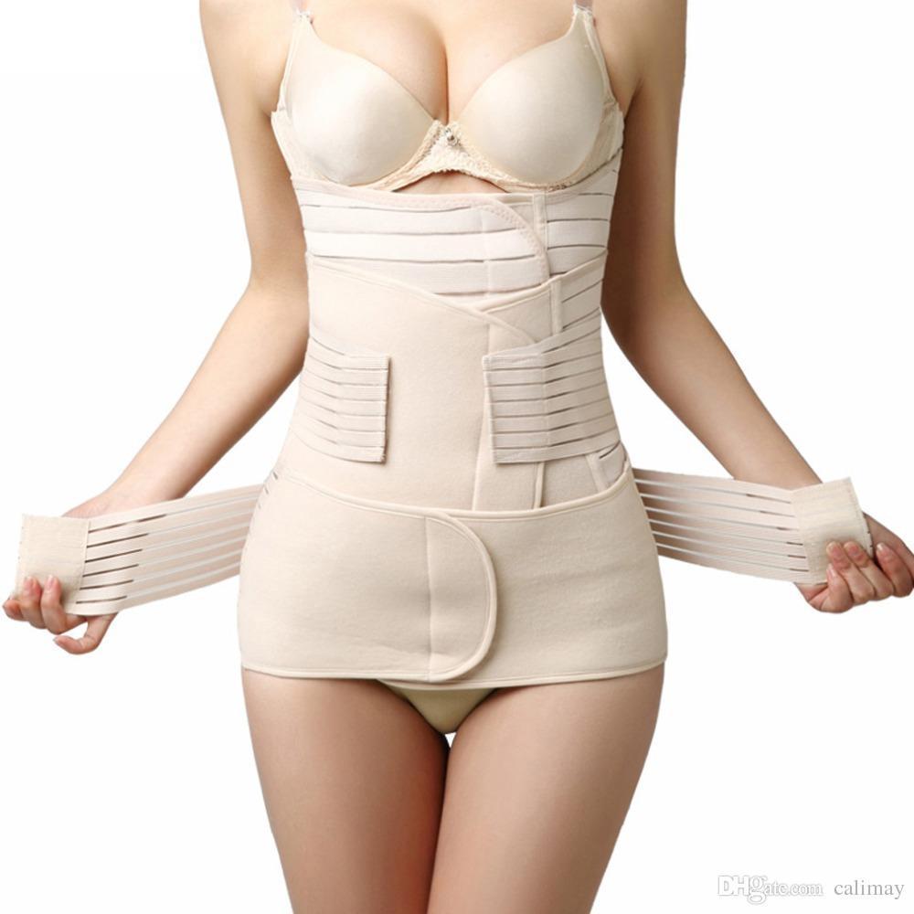 How to postpartum wear support belt rare photo