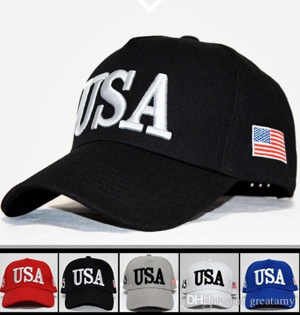 Compre Novos Chapéus De Marca Boné De Basquete EUA Bandeira Tampas Boné De  Beisebol Das Mulheres Dos Homens De Espessura EUA Chapéu De Algodão Ameica  De ... b9346dd21d2