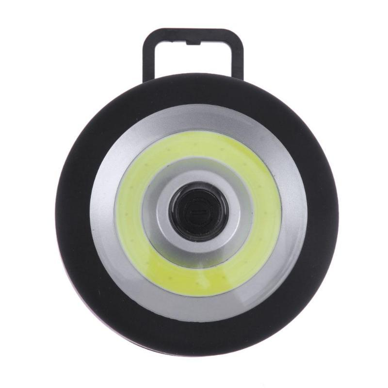 Portable Bright COB LED Lights Magnet Hooking Work Lamp Torch Outdoor  Hanging Camping Tent Repair Lanterns Battery Power Pocket