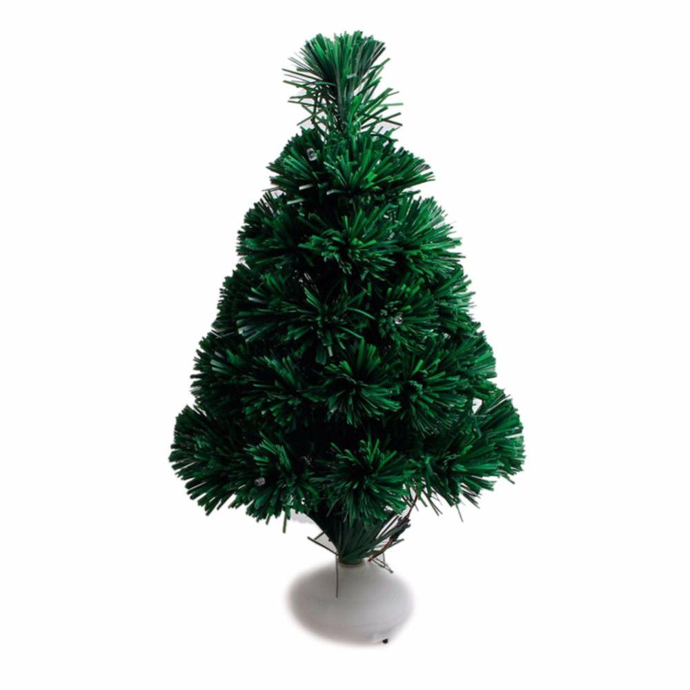 2017 New Arrive Christmas 45cm Fiber Optic Tree With Led Luminous ...