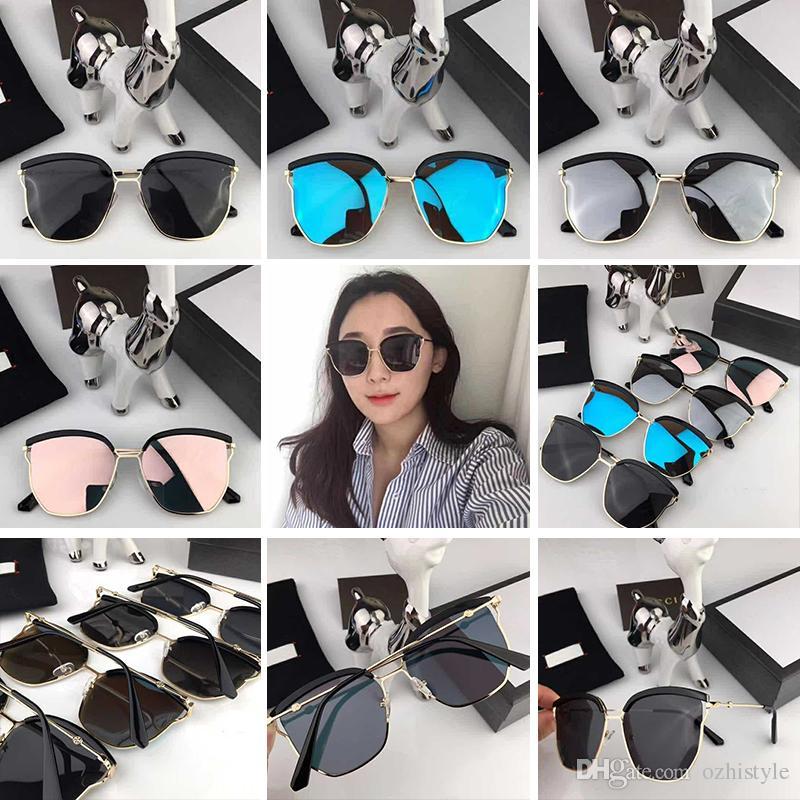 02f7fe79b5 Hot Sale 2018 New Sunglasses Women Brand Designer Fashion Summer ...