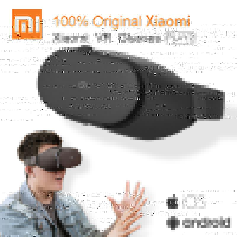 d65591845fc4 Original Xiaomi VR Play 2 Virtual Reality 3D Glasses Headset Xiaomi Mi VR  Play2 With Cinema Game Controller For 4.7 5.7 Phone 3d Glass For Pc 3d  Glasses ...