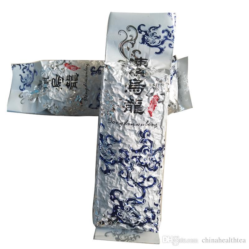 Nuovo tè della Cina Oolong taiwan di vendita Trasporto libero! 250g Taiwan High Mountains Jin Xuan Latte Tè Oolong, Tè Wulong 250g + Regalo