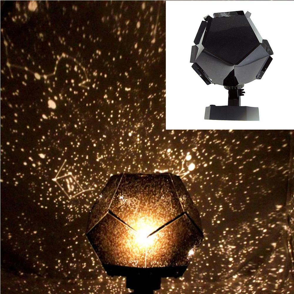 Romatic star sky master projector led night light sky cosmos star projector nightlight revolving lamp decoration light led night light night light sky