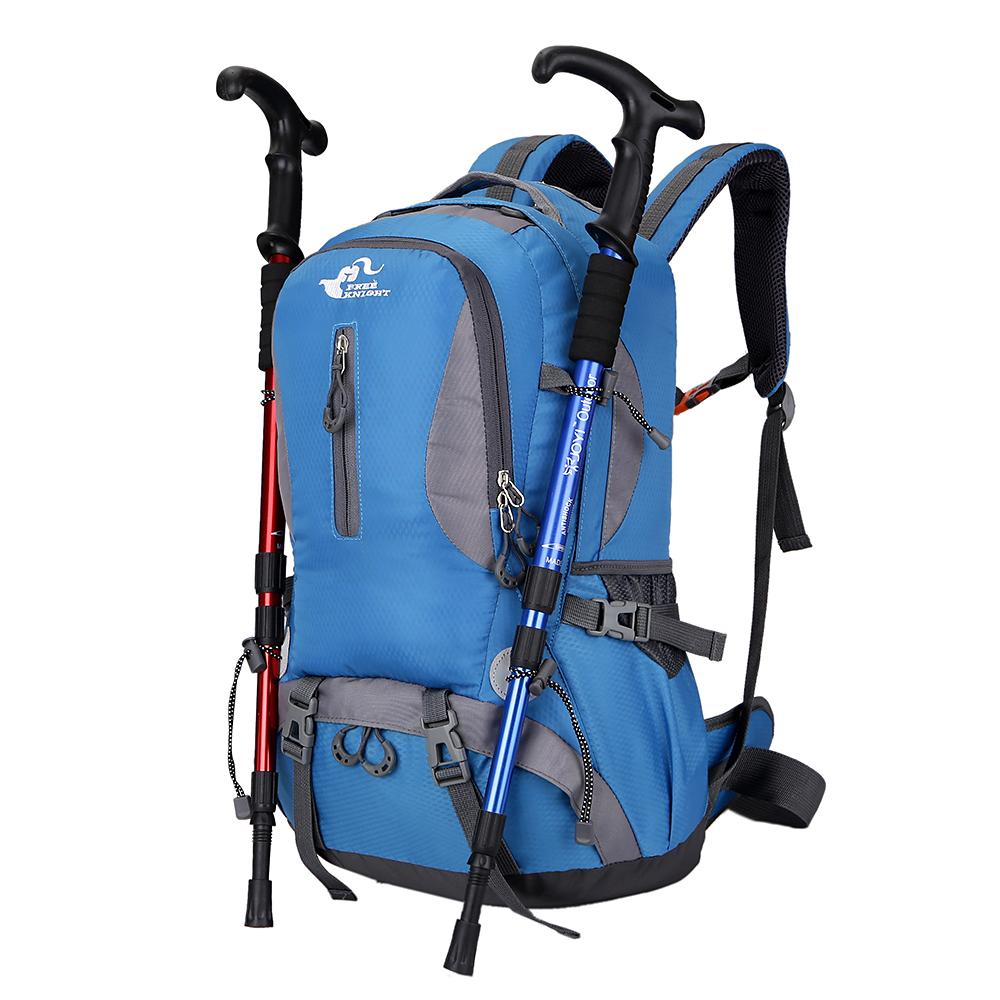afcf1719e2 Outdoor Bags 40L Water Resistant Hiking Camping Bag Backpack Outdoor Sport  Travel Laptop Daypack For Men Women Back Pack Mochilas Jansport From  Tinypari
