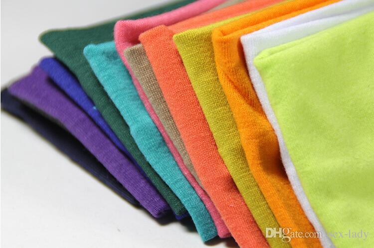 Wholesale New 28 Candy colors Cotton Sports Headband for Men Women Yoga Run Elastic Cotton rope Absorb sweat head band KIds headbands