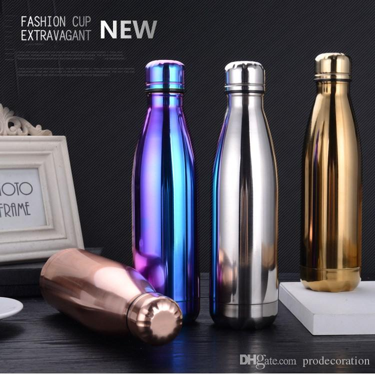 cc4da71c189 500ml Insulation Cup Coke Vacuum Bottle Office Cup Outdoor Sports Gift Cups Long  Term Warmth Thermos Vacuum Flasks Glass Bpa Free Water Bottles Glass Sport  ...
