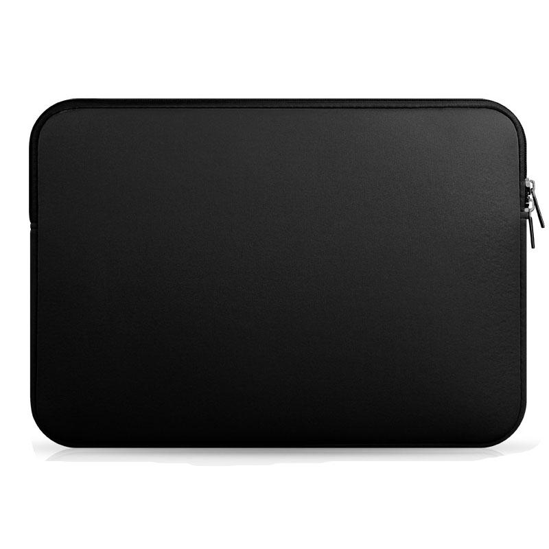 AIBOULLY 11 12 13 14 15 inch Soft Laptop Bag Case for Macbook Air 11'' 13'' Pro Retina 12'' 13'' 15'