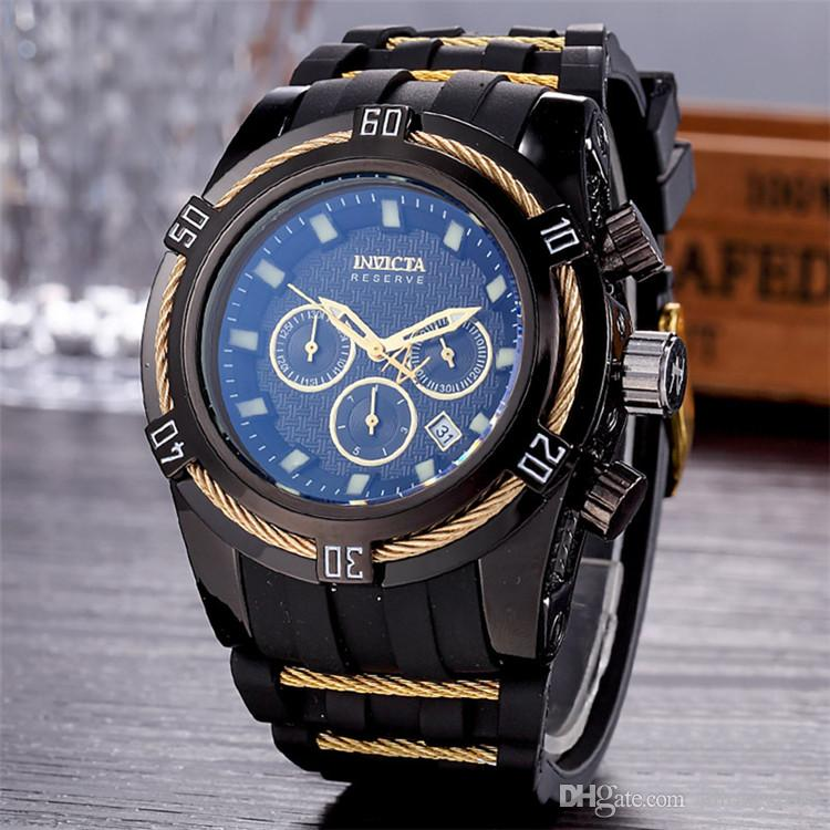 df8789f2e AAA Quality Quartz Big Bang Hot Man Date Brand New Drop Shipping Mechanical  Watch Chain Diving Master Men Watch Sports Men'S Watches RO001 High Quality  ...