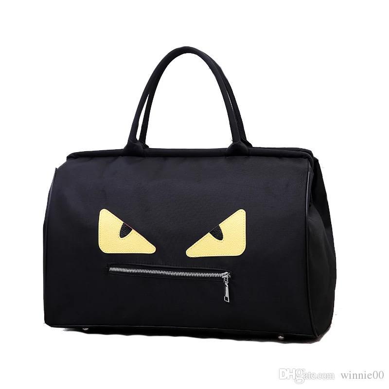 da909523fe Wholesale Freee Shippinng Little Monster Sports Bag travel Bag ...
