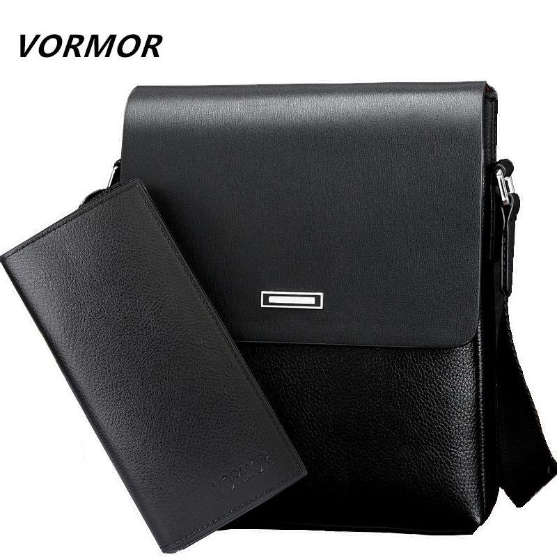 3bf1d7f5d80a VORMOR Men Bag 2018 Casual Mens Messenger Bags