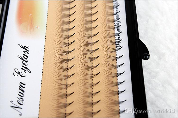 0.07 Curl Faux M الرموش الصناعية الرموش الفردية الصنع