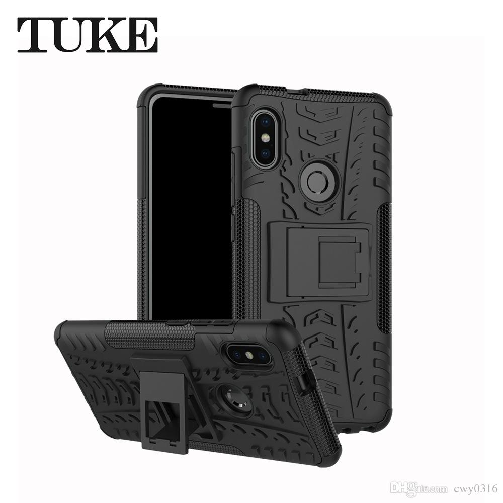 quality design 777b2 1f6d6 Armor Cover For Xiaomi Redmi Note 5 Pro Indian Version Hybrid Heavy Duty  Anti-Shock Pattern Coque Shockproof For Redmi Note 5