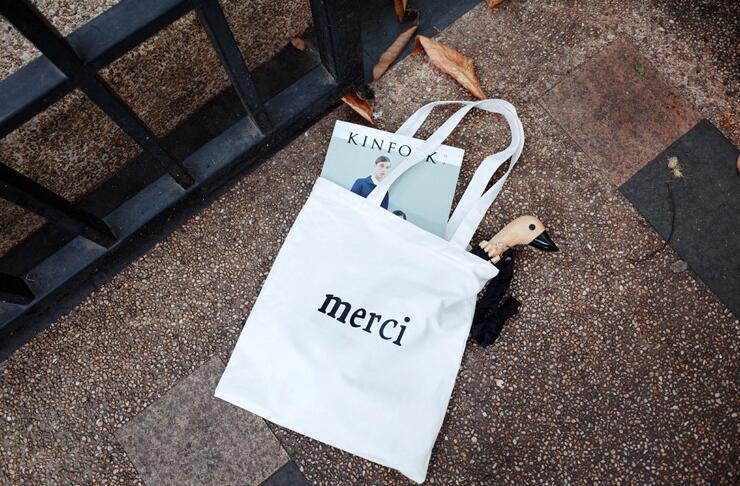 Black Foldable Storage Bag Shoulder Bags Ladies Hand Bag Cute Portable Reusable Lunch Supermarket Eco white Shopping Bag women