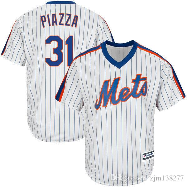 innovative design 0e63d 78c81 2018 New Women's Men's New York Mets #31 Mike Piazza 5 David Wright Youth  New York Mets Matt Harvey Jersey