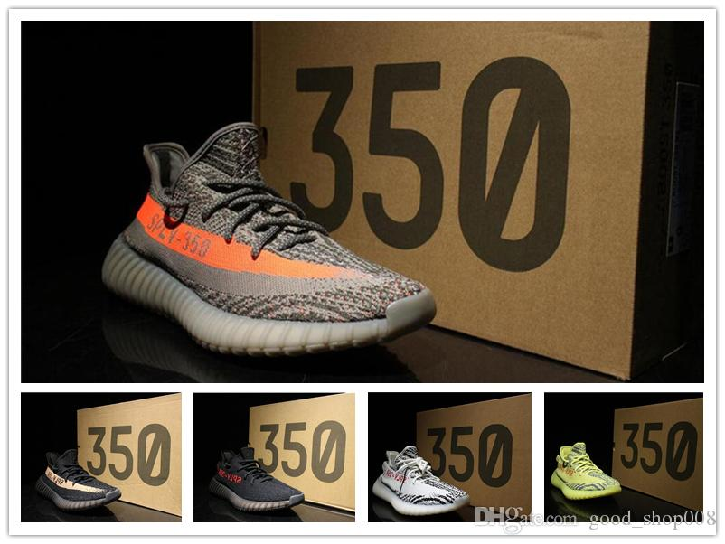 Wholesale Durable sply 350 Boost 350 V2 Zebra Semi Frozen Yellow Orange Grey Beluga blue tint Bred Kanye West Running Shoes size 36-46 free shipping release dates clearance marketable free shipping wiki discount codes really cheap clearance looking for a6LAY5y