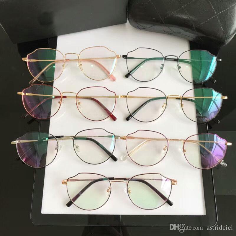 New Glasses Frames Woman/Man Eyeglasses Frame Reading Glasses Plain ...