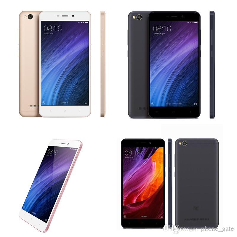 """Global Version Xiaomi Redmi 4A Cellphone 5.0"""" 2GB RAM 16G/32GB ROM Quad Core 13MP 3120mAh LTE 4G Dual SIM Mobile Phone"""