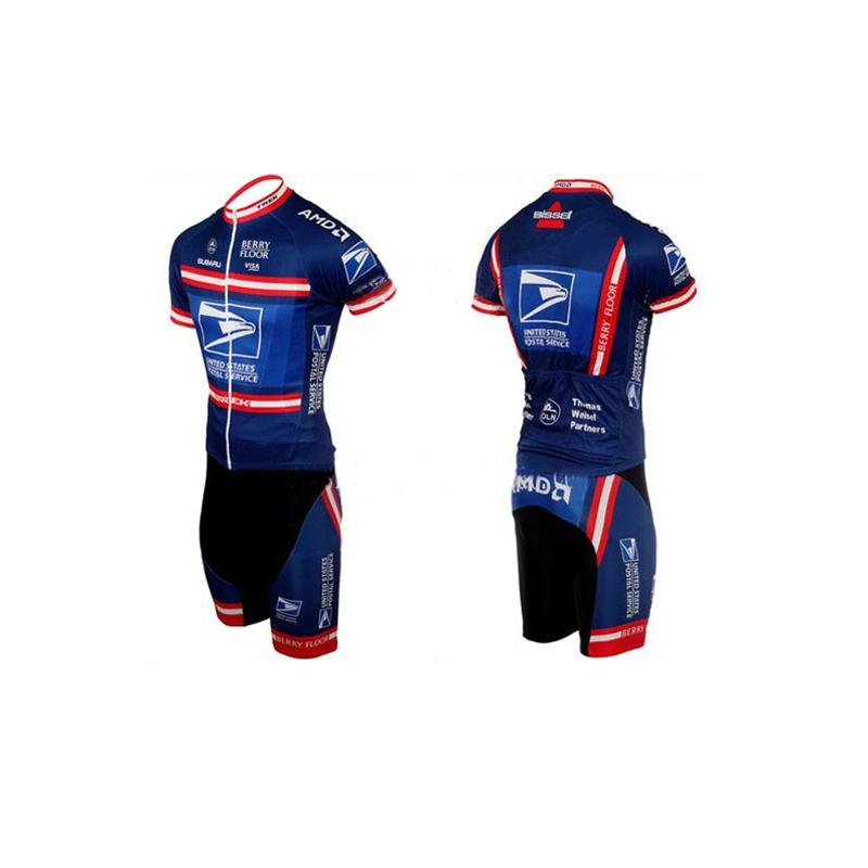 3ba4c1fef 2018 Hot Sale Ropa Ciclismo United State Postal Jersey Breathable Biking  Maillot Apparel Racing Short Culot Italy Ink 9D Gel Pad Jersey Sets  Waterproof ...