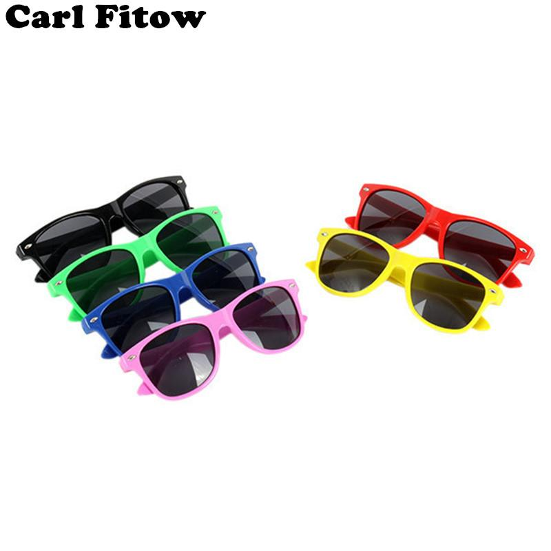 62b0af3dfd9f Fashion Brand Kids Sunglasses Child Black Sun Glasses Anti-uv Baby  Sun-shading Eyeglasses Girl Boy Sunglass Fashion Brand Black Online with   1.98 Piece on ...