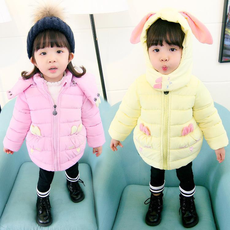 71231abcc9e6 JIOROMY Cotton Clothing To Replace Winter Money Baby Girl Thickened ...