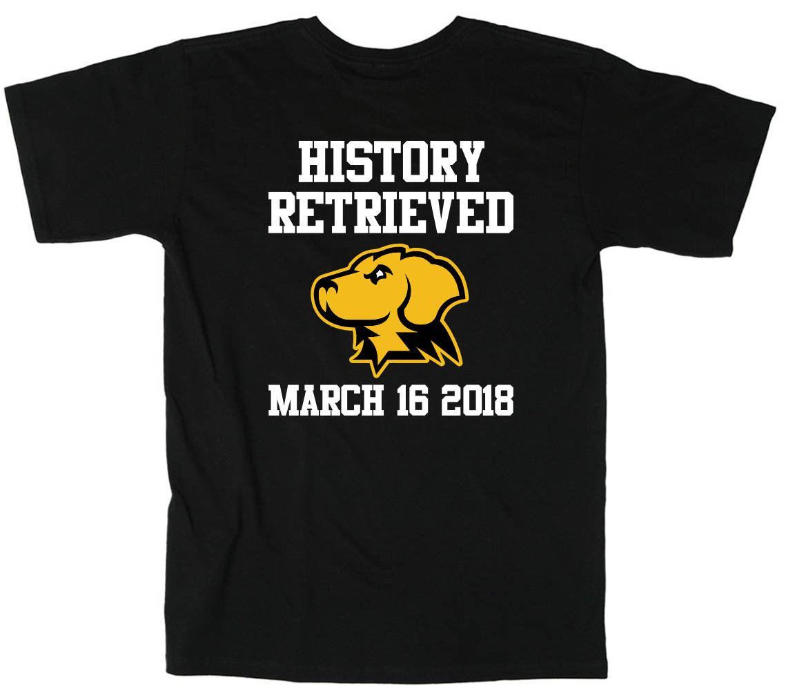 7fb94979925 UMBC Retrievers March Madness Virginia UPSET T Shirt Really Funny ...