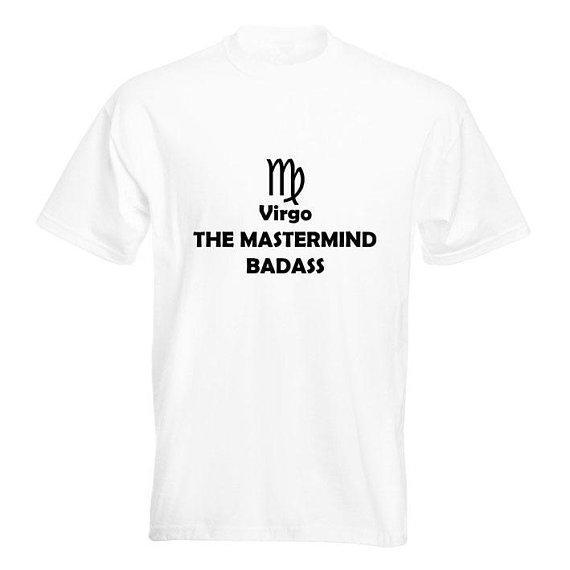 6e35b82a T Shirt Shop Online Crew Neck Men Short Sleeve Best Friend Virgo Zodiac  Badass, Unisex Shirts Cool Tee Shirts Cheap Business Tee Shirts Printing  From ...