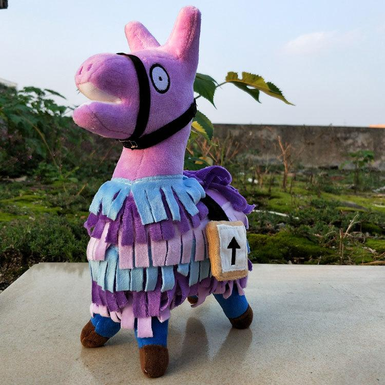 2018 Fortnite Troll Stash Llama Figure Doll Soft Stuffed Animal Toys