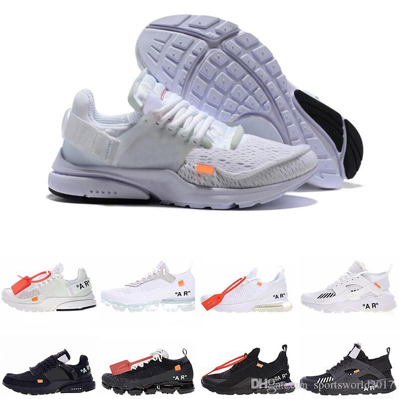 best sneakers 50af9 255ae Scarpe Comode Camminare Vendita Calda Presto Ultra X Bianco Uomo Scarpe Da  Corsa Uomo Donna Off Casual Scarpe Da Ginnastica Nero Bianco Sports Sneaker  ...