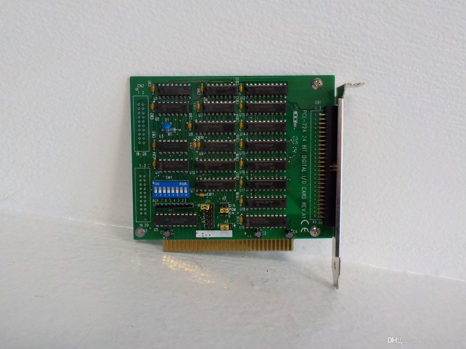 Доска PCL-724 промышленных оборудований 24 карточки IO бита цифровых REV.A1