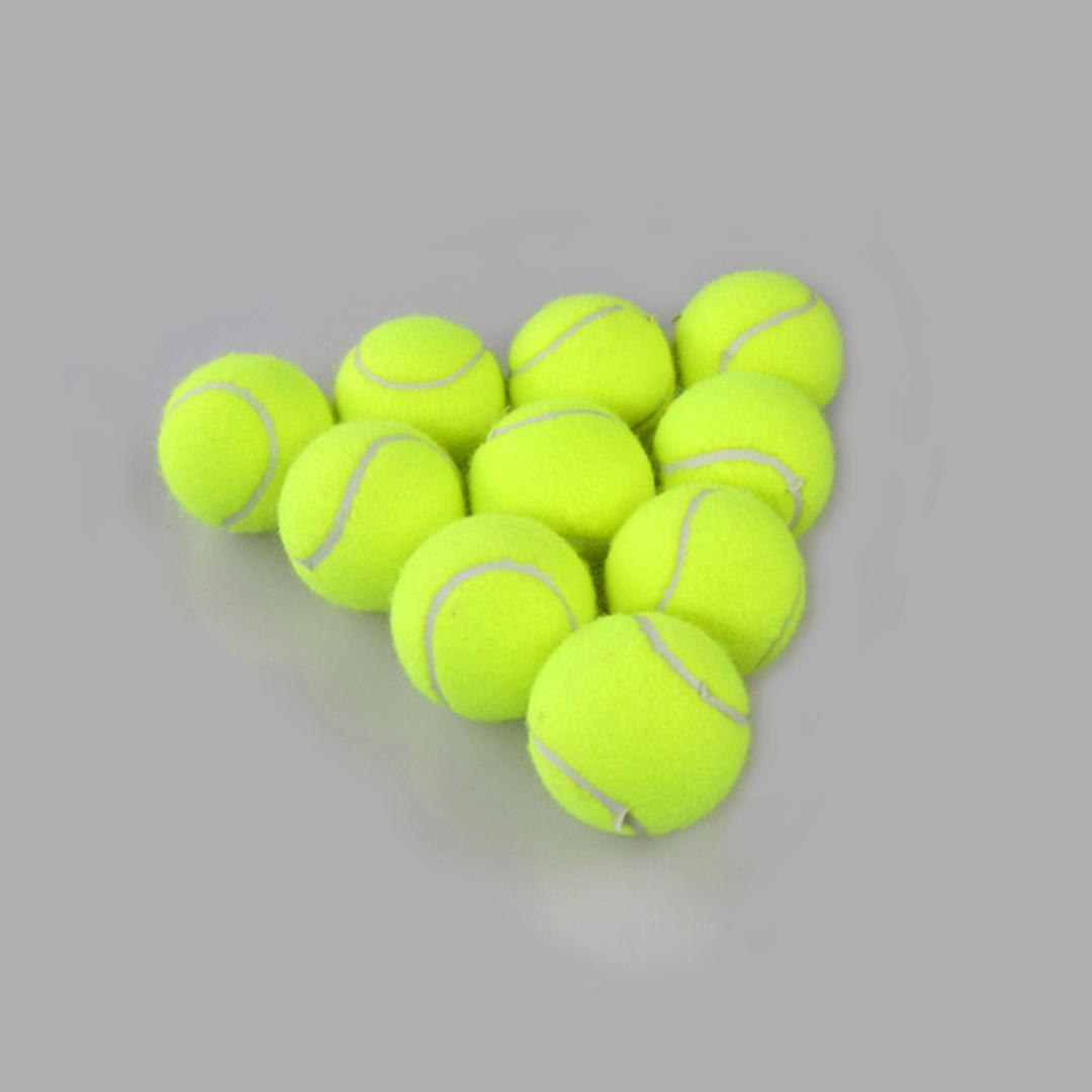 2019 Hot Sell Yellow Tennis Balls Sports Tournament Outdoor Fun Cricket  Beach Dog From Simmer 9940751ba5d5a