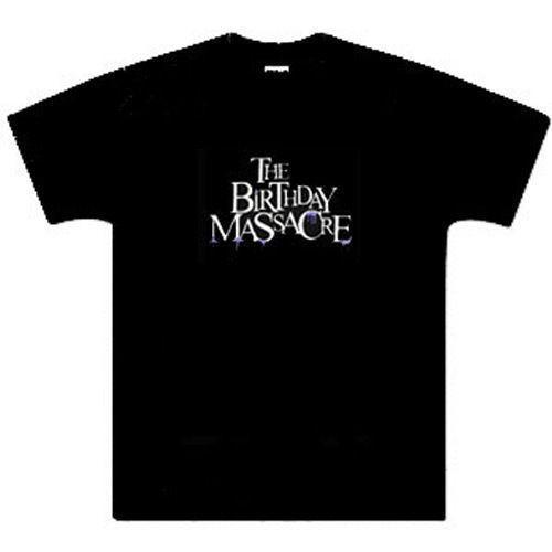 Birthday Massacre Dripping Logo Music TshirtBlack100 CottonNew S M L XL Shirts With Design Unique T For Sale From Amesion92 1208