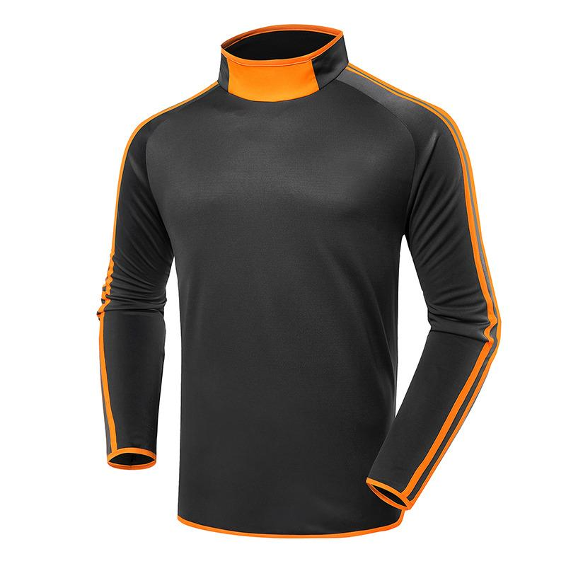 Running Jacket Football Training Jerseys Sports Workout Running ... d261b1f006