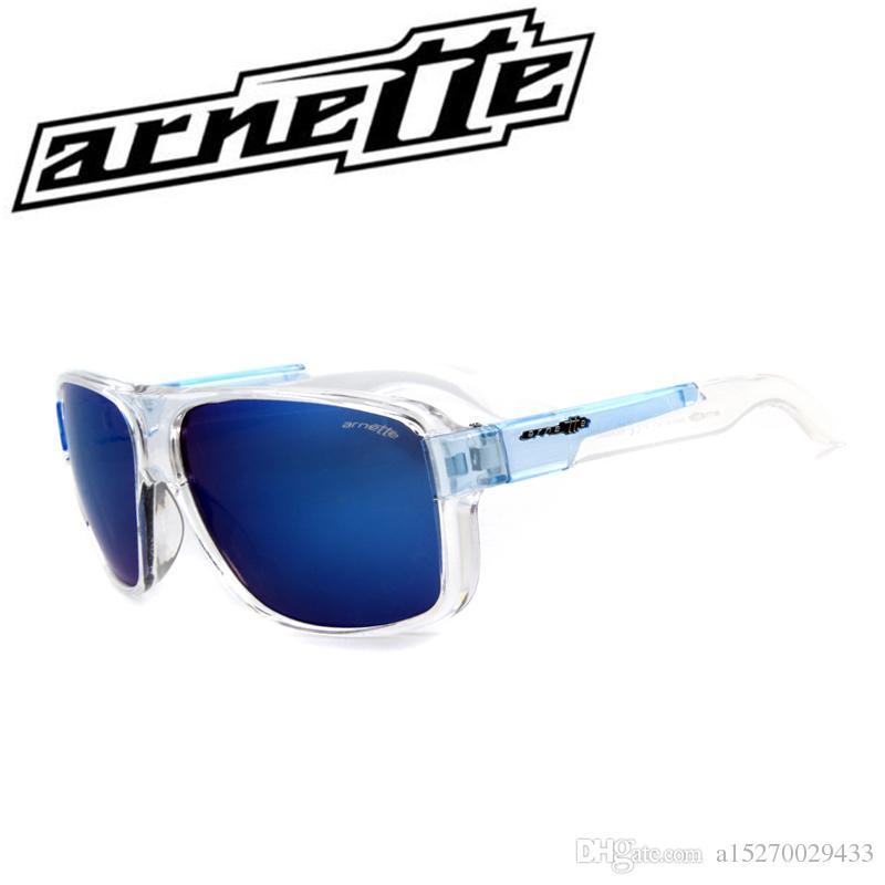 Compre 2018 Novo Design De Marca De Luxo Homens Mulheres Óculos De Sol  Clássico Arnette Gafas Esportes Ao Ar Livre Óculos De Sol Uv400 Alta  Qualidade 2071 ... 867492180a