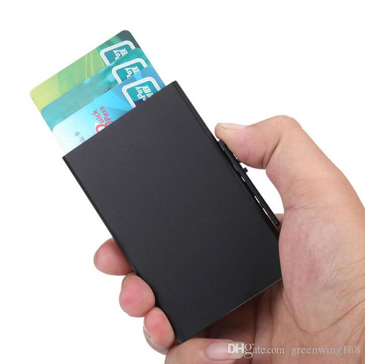 Professional men Business credit card holder for your husband your father  Your Boyfriend Christmas gift Birthday gift