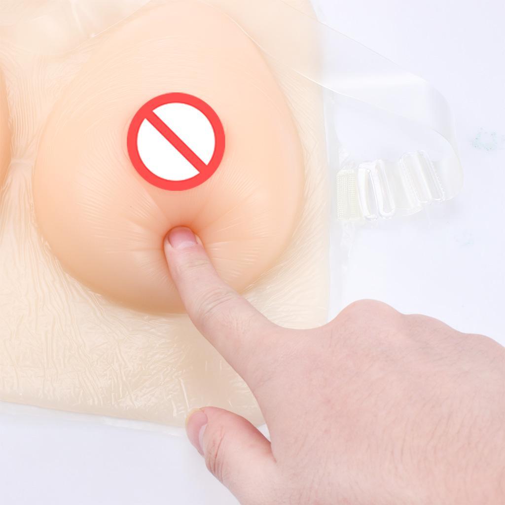 Silicone Livre Sutiã Artificial Mama Formas Para As Mulheres Enormes Boobs Crossdresser Acessório Do Traje