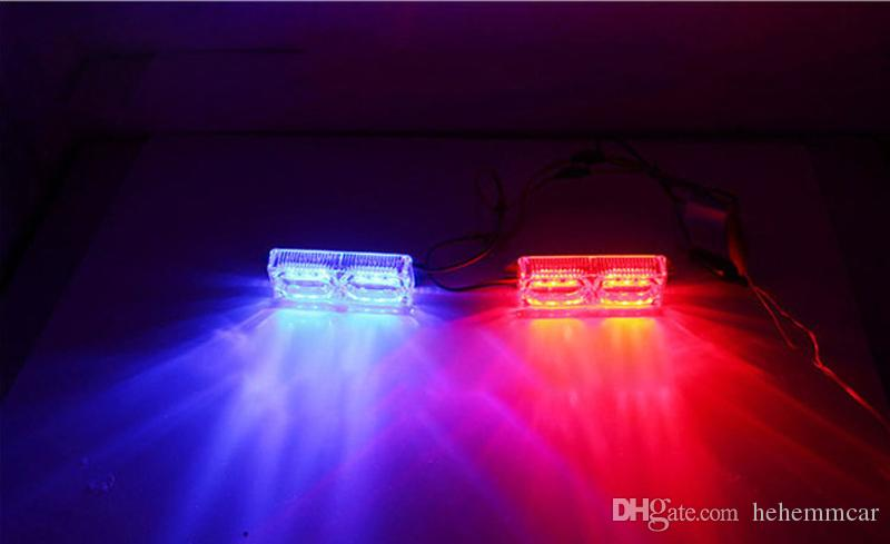 High Power DRL Motorcycle LED Tail Light Daytime Running Lights 12V Car Light Warning Lamp with Controller