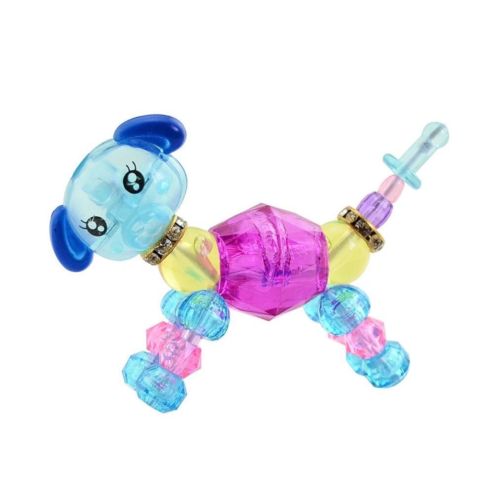 Compre 12 Patrones Mágicos Mascotas DIY Pulseras Animal Unicornio ...