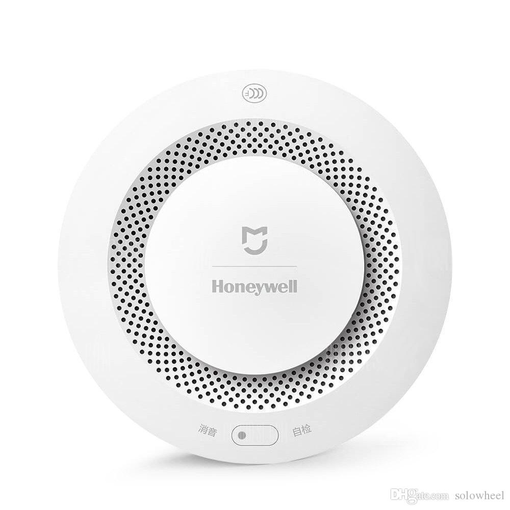 Xiaomi MiHome Honeywell Fire Smoke Alarm Detector Remote Alert  Photoelectric Smoke Sensor Fire Alarm Detector Wireless Fire Alarm System