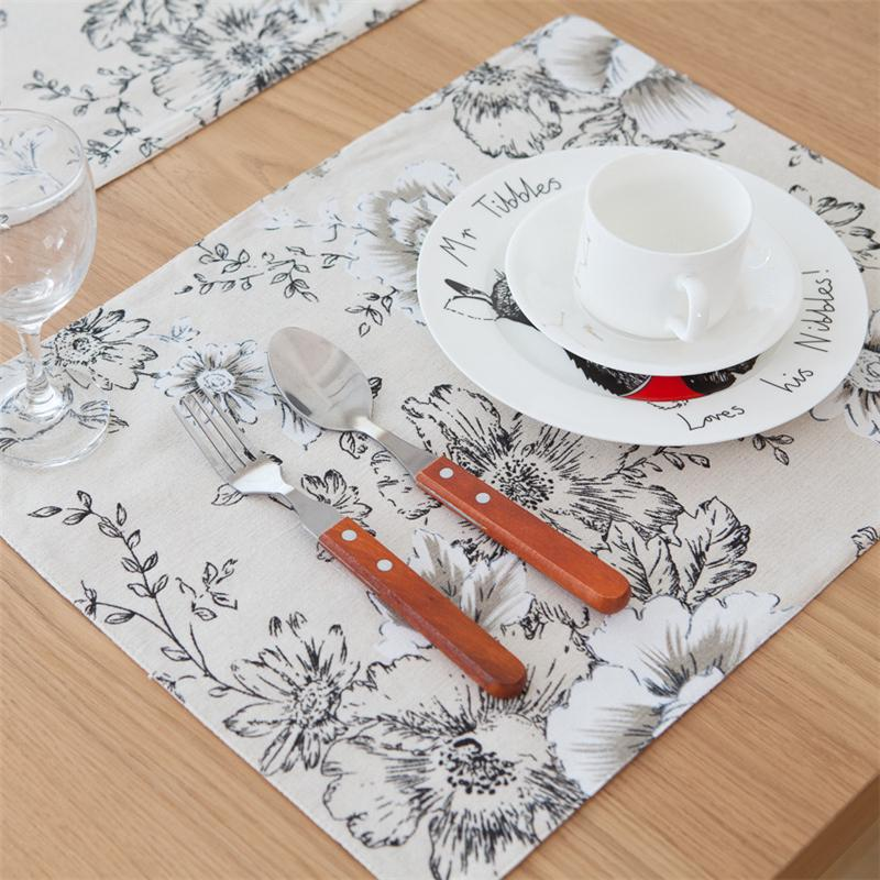 2019 aesthetic flower table mat birthday wedding table decoration rh dhgate com