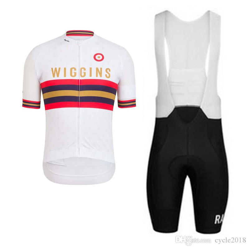 Rapha team multiple colour Cycling jerseys Quick Dry bib shorts set MTB bike Ropa Ciclismo/Breathable Cycling Clothing/bicycle Maillot suit